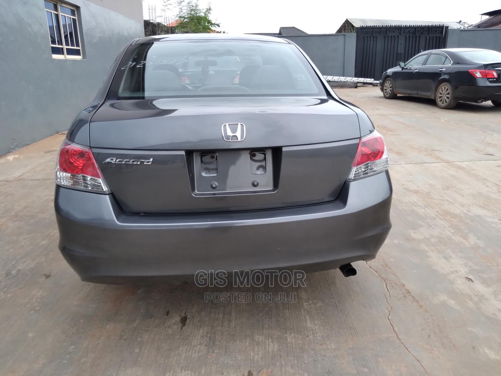 Honda Accord 2010 Gray | Cars for sale in Ikorodu, Lagos State, Nigeria