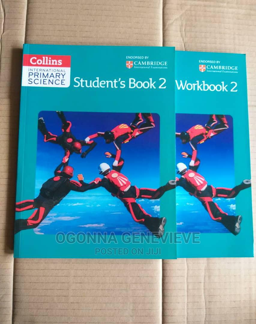 Collins International Primary Science Book 2 and Workbook 2