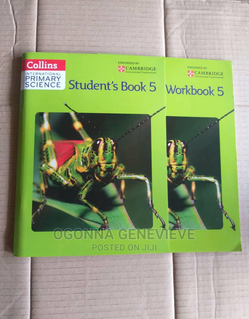 Collins International Primary Science Book 5 and Workbook 5