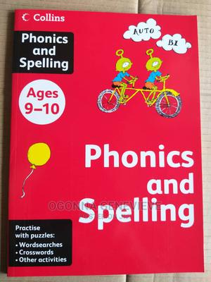 Collins Phonics and Spelling Ages 9-10   Books & Games for sale in Lagos State, Yaba