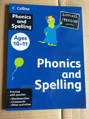 Collins Phonics and Spelling Ages 10-11   Books & Games for sale in Lagos State, Yaba