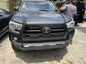 Toyota Tacoma 2018 Gray | Cars for sale in Lagos State, Ogba