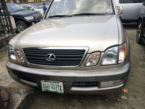 Lexus LX 2002 Gold | Cars for sale in Rivers State, Port-Harcourt