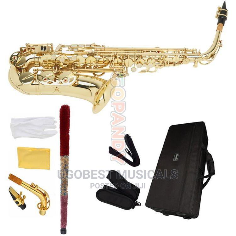 Alto Saxophone   Musical Instruments & Gear for sale in Mushin, Lagos State, Nigeria
