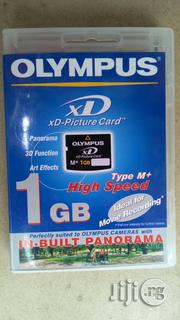 Olympus Xd Card 1gb | Photo & Video Cameras for sale in Lagos State, Ikeja