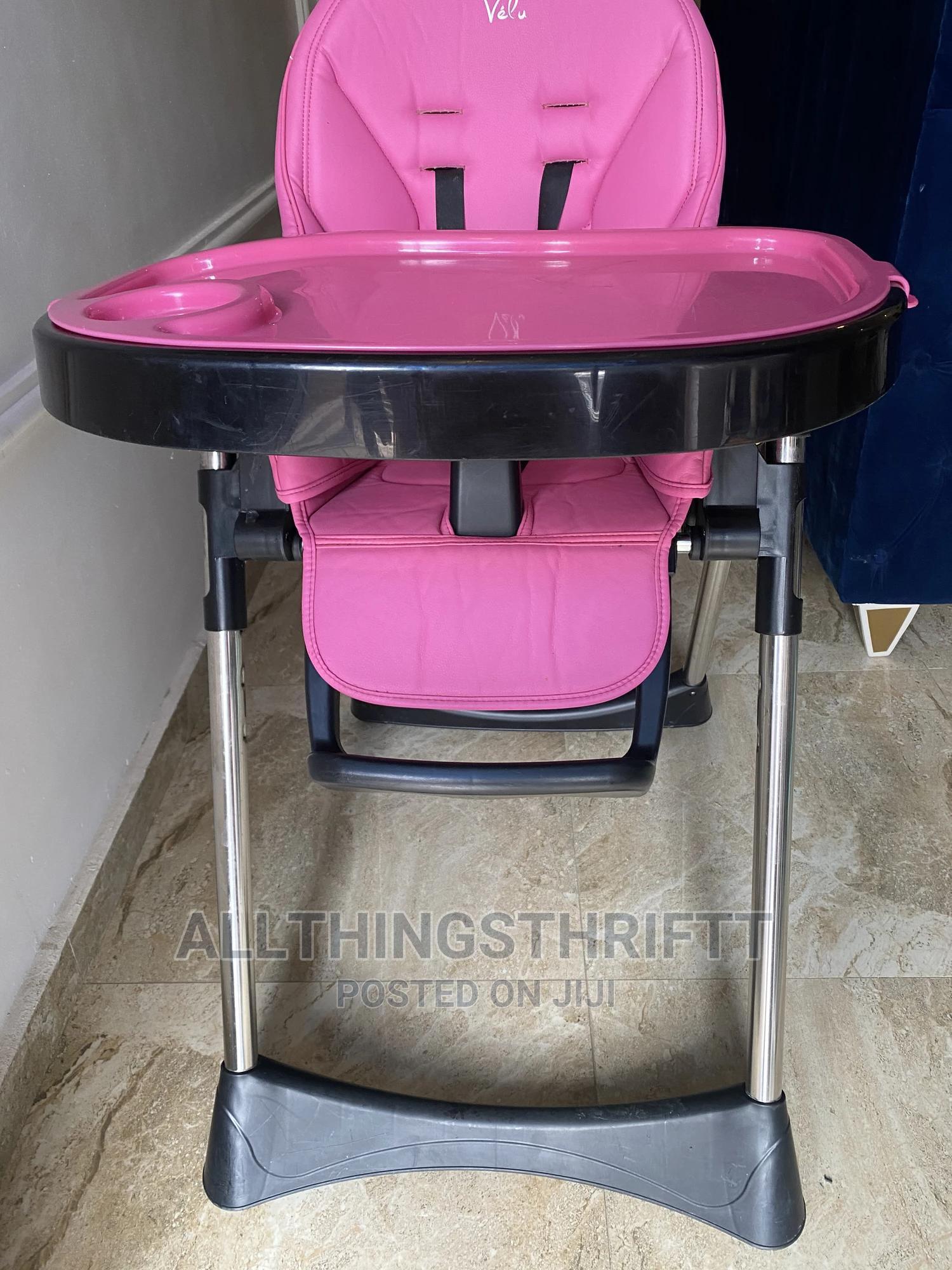 Tokunbo Uk Used Highchair