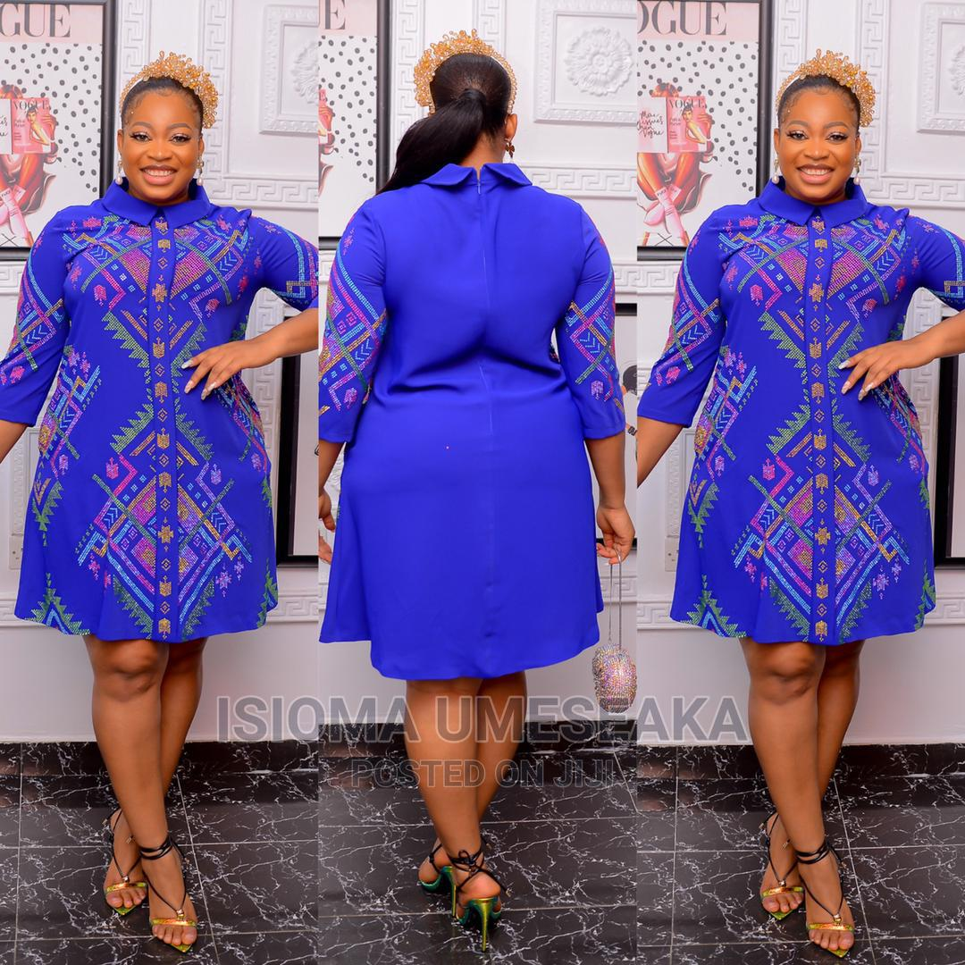 Turkey Mini Gown   Clothing for sale in Ajah, Lagos State, Nigeria