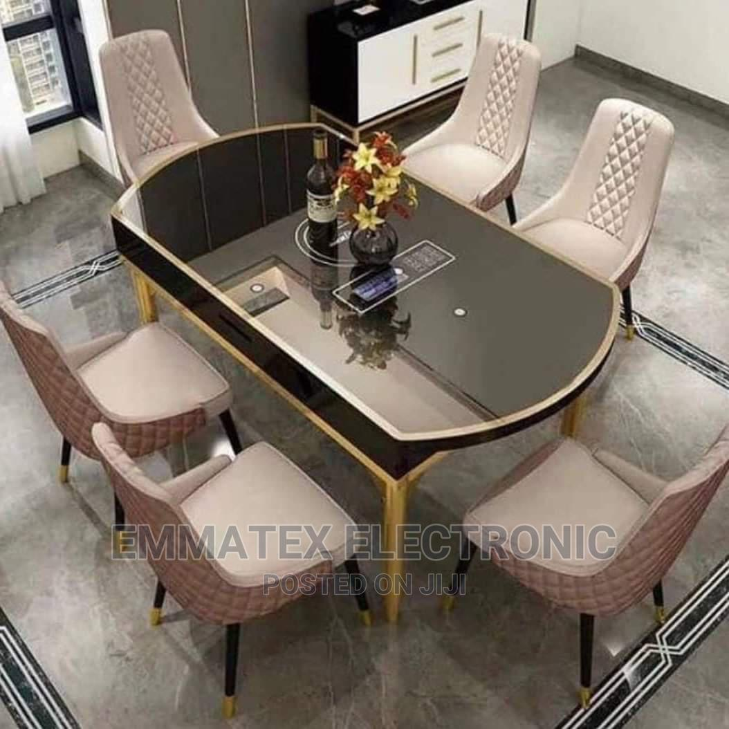 Imported Immatex Dinning Table
