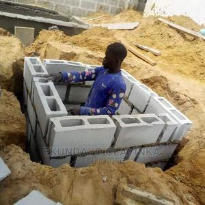 Bio-digester Toilet | Building & Trades Services for sale in Lagos State, Alimosho