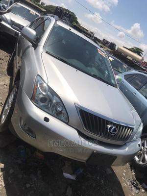 Lexus RX 2009 Silver | Cars for sale in Lagos State, Apapa