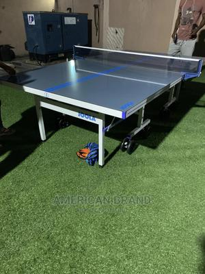 Joola Outdoor Table Tennis Board With Complete Accessories | Sports Equipment for sale in Lagos State, Amuwo-Odofin