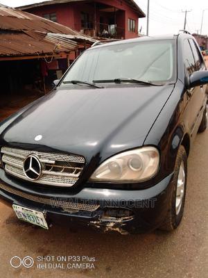 Mercedes-Benz M Class 2001 ML 430 Blue   Cars for sale in Edo State, Benin City
