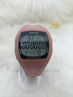 Waterproof Digital Nude Colour | Watches for sale in Lagos State, Lekki