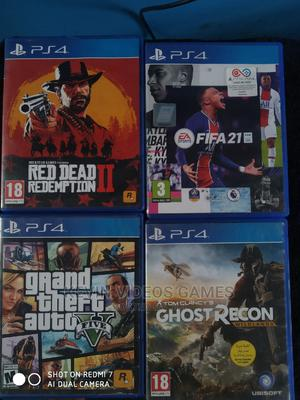 Ps4 Games Buy and Enjoy | Video Games for sale in Edo State, Benin City