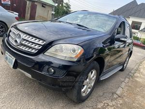 Mercedes-Benz M Class 2008 Black   Cars for sale in Abuja (FCT) State, Gwarinpa