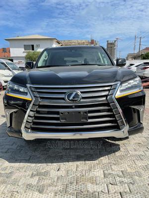 Lexus LX 2019 Black | Cars for sale in Lagos State, Lekki