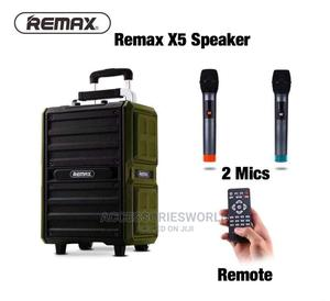 Remax Outdoor Bluetooth Speaker RB-X5   Audio & Music Equipment for sale in Lagos State, Ikeja