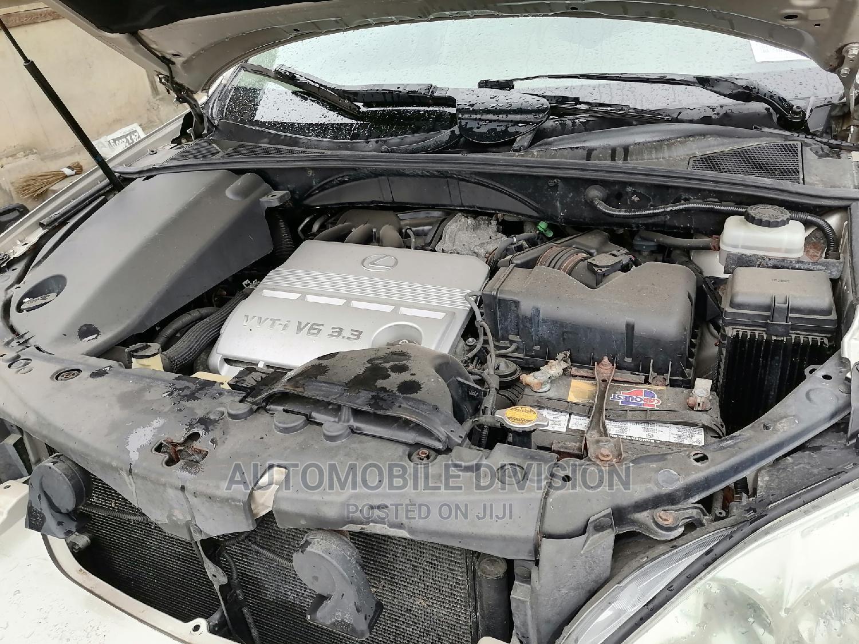Archive: Lexus RX 2005 330 Gold