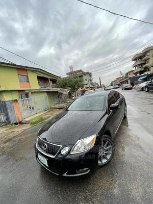 Lexus GS 2005 300 Black   Cars for sale in Lagos State, Surulere