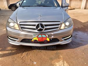 Mercedes-Benz C350 2008 Gray   Cars for sale in Edo State, Benin City