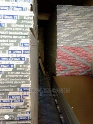 Gypsum Plaster Boards and Cement Boards | Building Materials for sale in Lagos State, Yaba