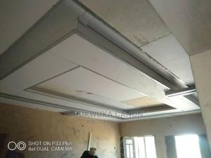 Plaster Boards, Cement Boards and Frames for Wall Partition | Building Materials for sale in Lagos State, Yaba