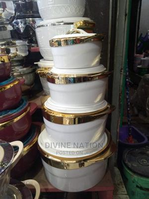 Food Warmer 4 Set | Kitchen Appliances for sale in Lagos State, Lagos Island (Eko)