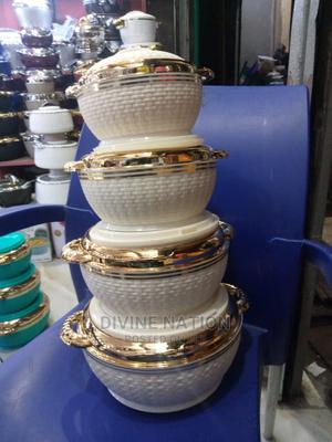 Food Warmer 4 Set | Kitchen & Dining for sale in Lagos State, Lagos Island (Eko)
