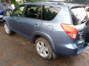 Toyota RAV4 2007 Sport V6 4x4 Blue   Cars for sale in Lagos State, Amuwo-Odofin