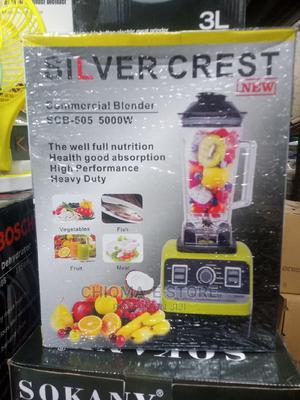 Sliver Crest 5000W Blender   Kitchen Appliances for sale in Lagos State, Lekki