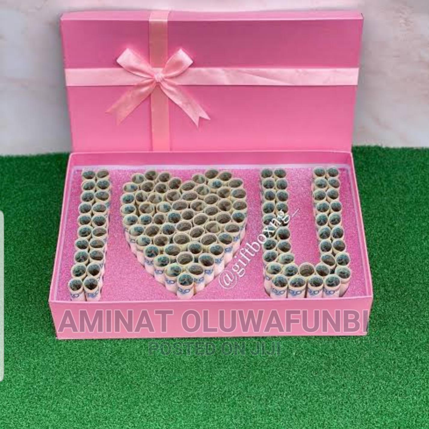 Money Gift-Box