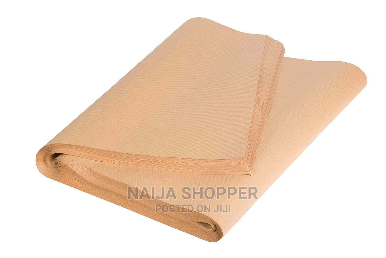 Kraft Paper / Brown Pattern Making Paper-28 Sheets - 40 × 28