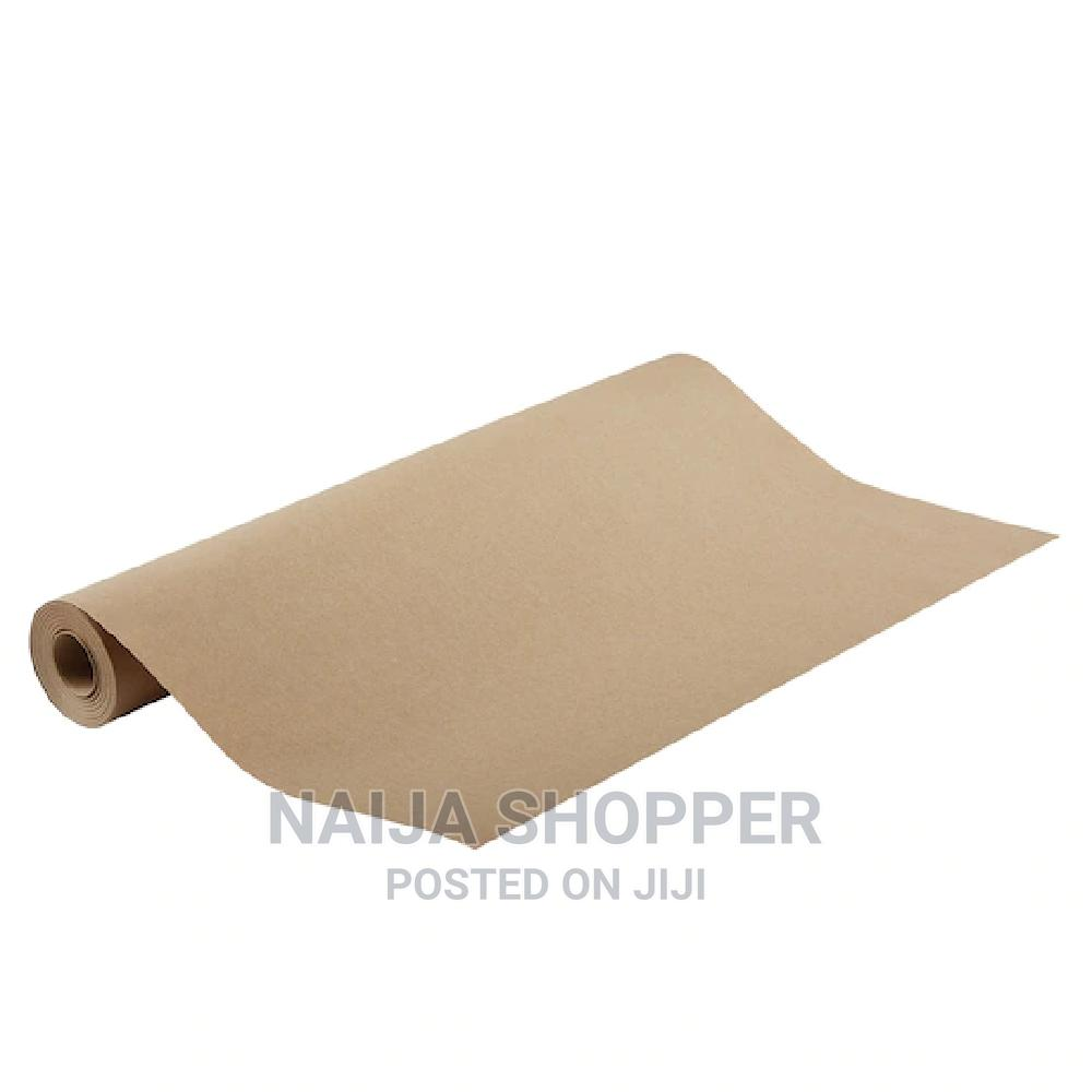 Kraft Paper / Brown Pattern Making Paper-28 Sheets - 40 × 28 | Stationery for sale in Yaba, Lagos State, Nigeria