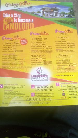 C of O/ Gazette | Land & Plots For Sale for sale in Anambra State, Orumba