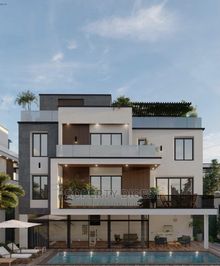 Super Luxury 6 Bedroom Maisonette in Wuse 2 | Houses & Apartments For Sale for sale in Wuse 2, Abuja (FCT) State, Nigeria
