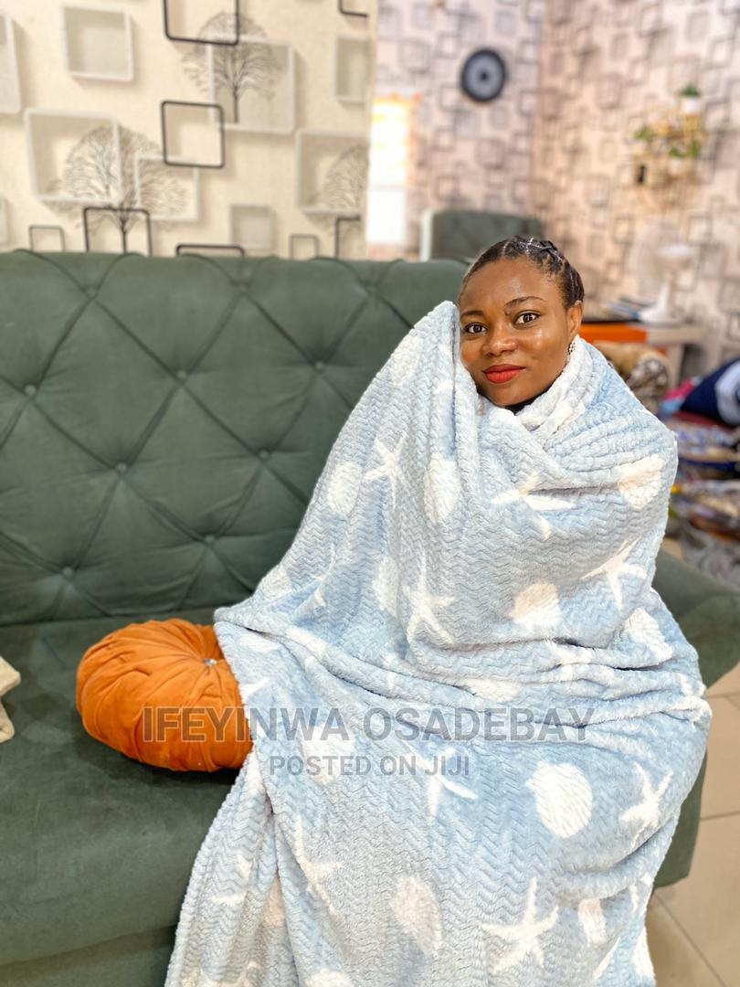 Fluffy Plush Blankets (For Adults)   Home Accessories for sale in Kubwa, Abuja (FCT) State, Nigeria