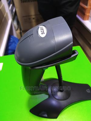 Barcode Scanner With Stand   Store Equipment for sale in Lagos State, Ikeja