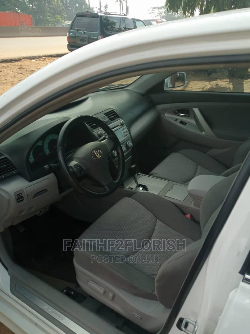 Toyota Camry 2011 White | Cars for sale in Ogba, Lagos State, Nigeria