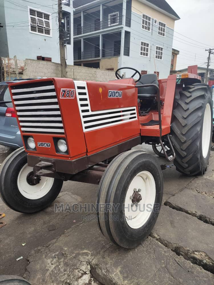 Fiat Tractor 68 Horse Power