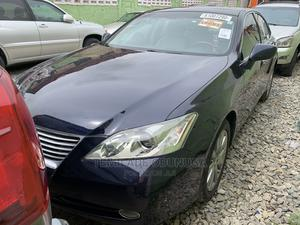 Lexus ES 2009 350 Blue | Cars for sale in Lagos State, Agege