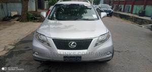 Lexus RX 2010 350 Silver | Cars for sale in Lagos State, Ikeja