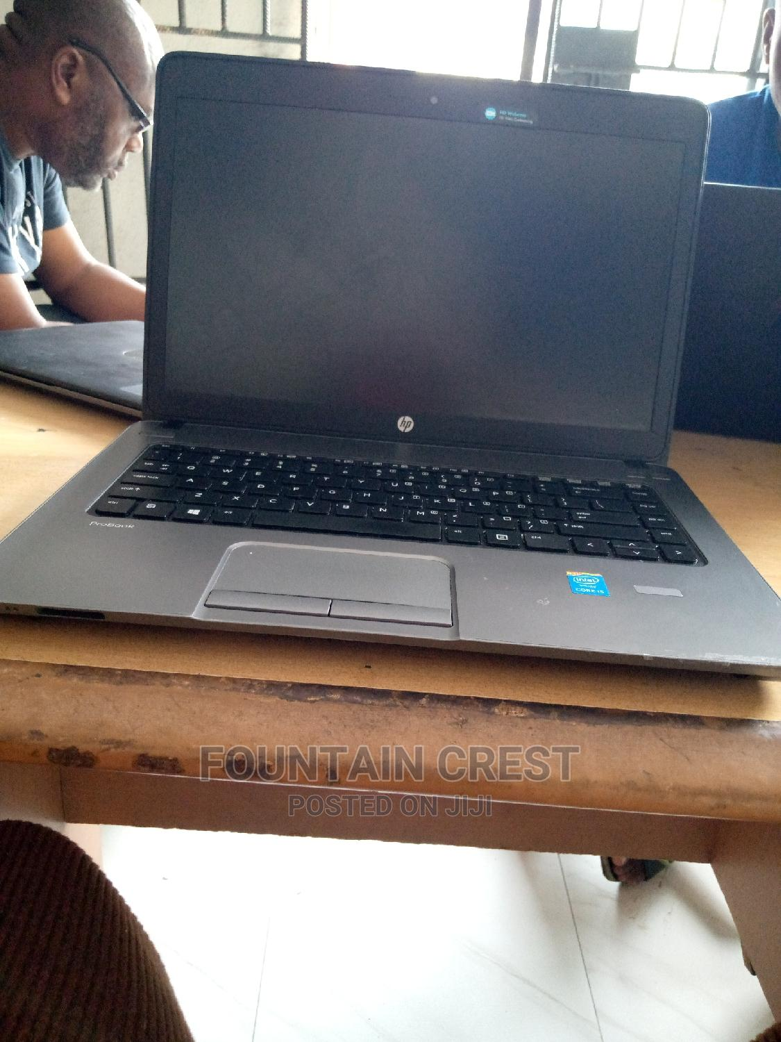 Laptop HP ProBook 440 G1 4GB Intel Core I5 HDD 320GB | Laptops & Computers for sale in Ikeja, Lagos State, Nigeria