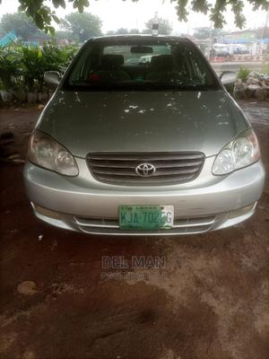 Toyota Corolla 2004 Silver | Cars for sale in Lagos State, Magodo
