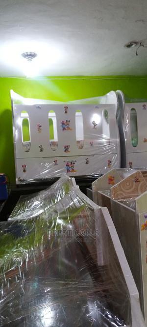 White Baby Cot | Children's Furniture for sale in Lagos State, Lekki