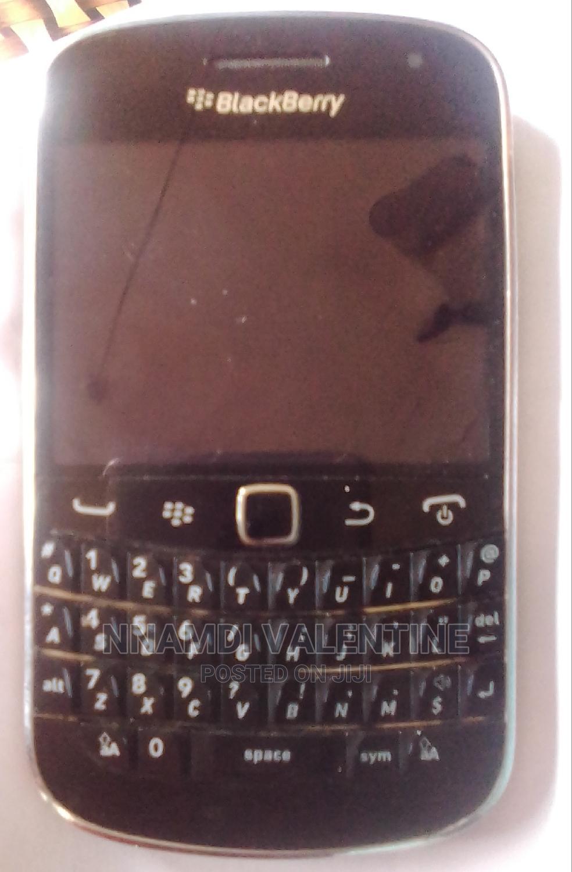 BlackBerry Bold Touch 9900 8 GB Black
