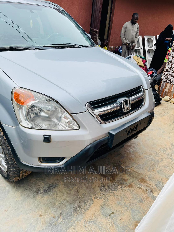 Archive: Honda CR-V 2004 EX 4WD Automatic Silver