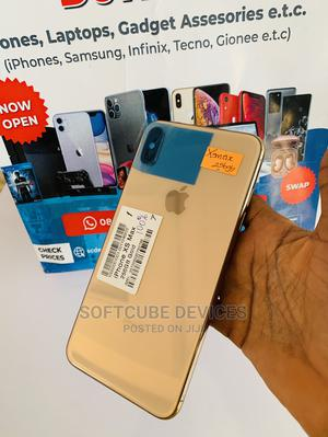 Apple iPhone XS Max 256 GB Gold | Mobile Phones for sale in Osun State, Osogbo