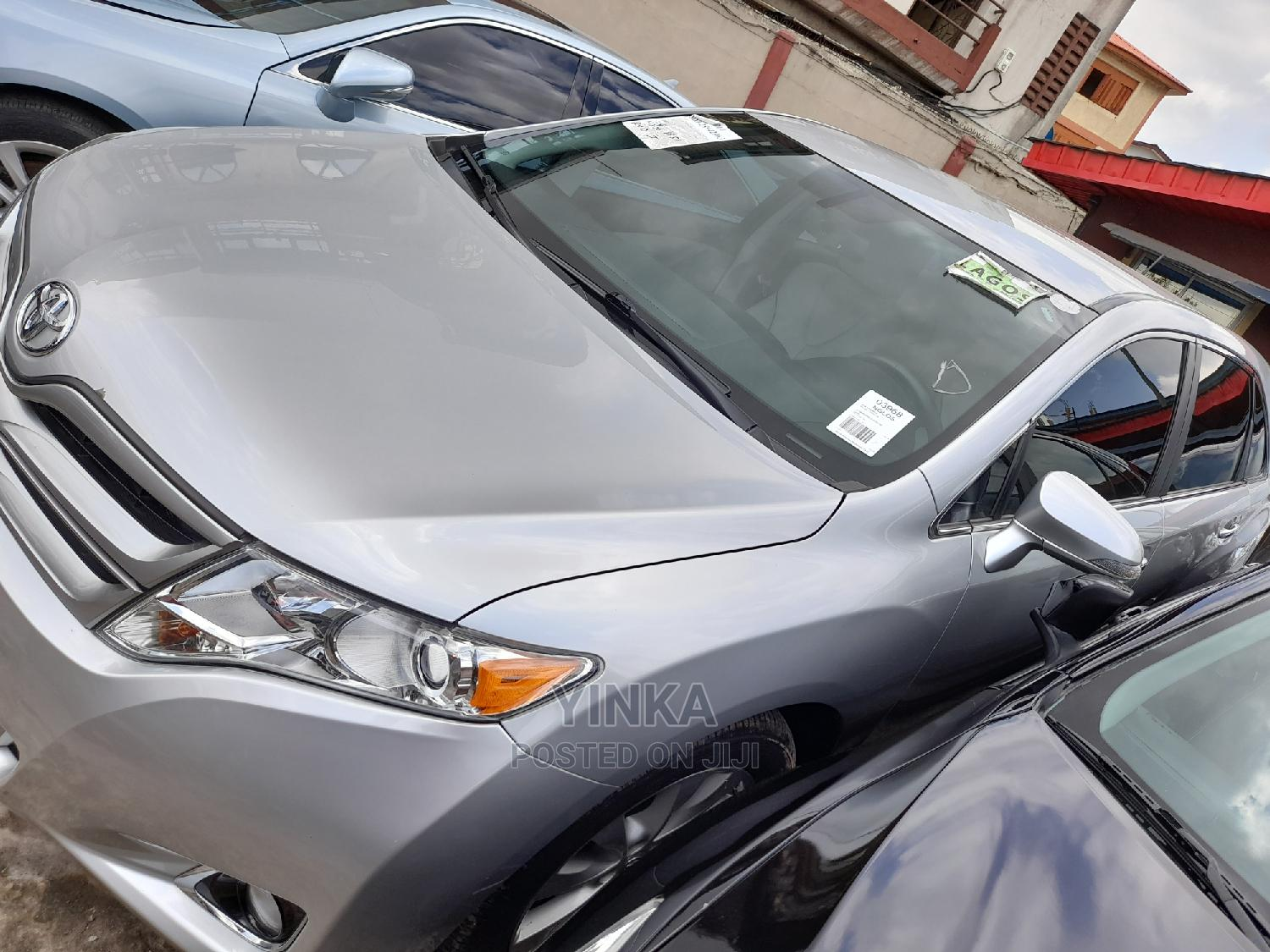 Toyota Venza 2013 XLE AWD V6 Silver   Cars for sale in Ikeja, Lagos State, Nigeria