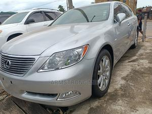 Lexus LS 2008 460 Silver | Cars for sale in Abia State, Aba South