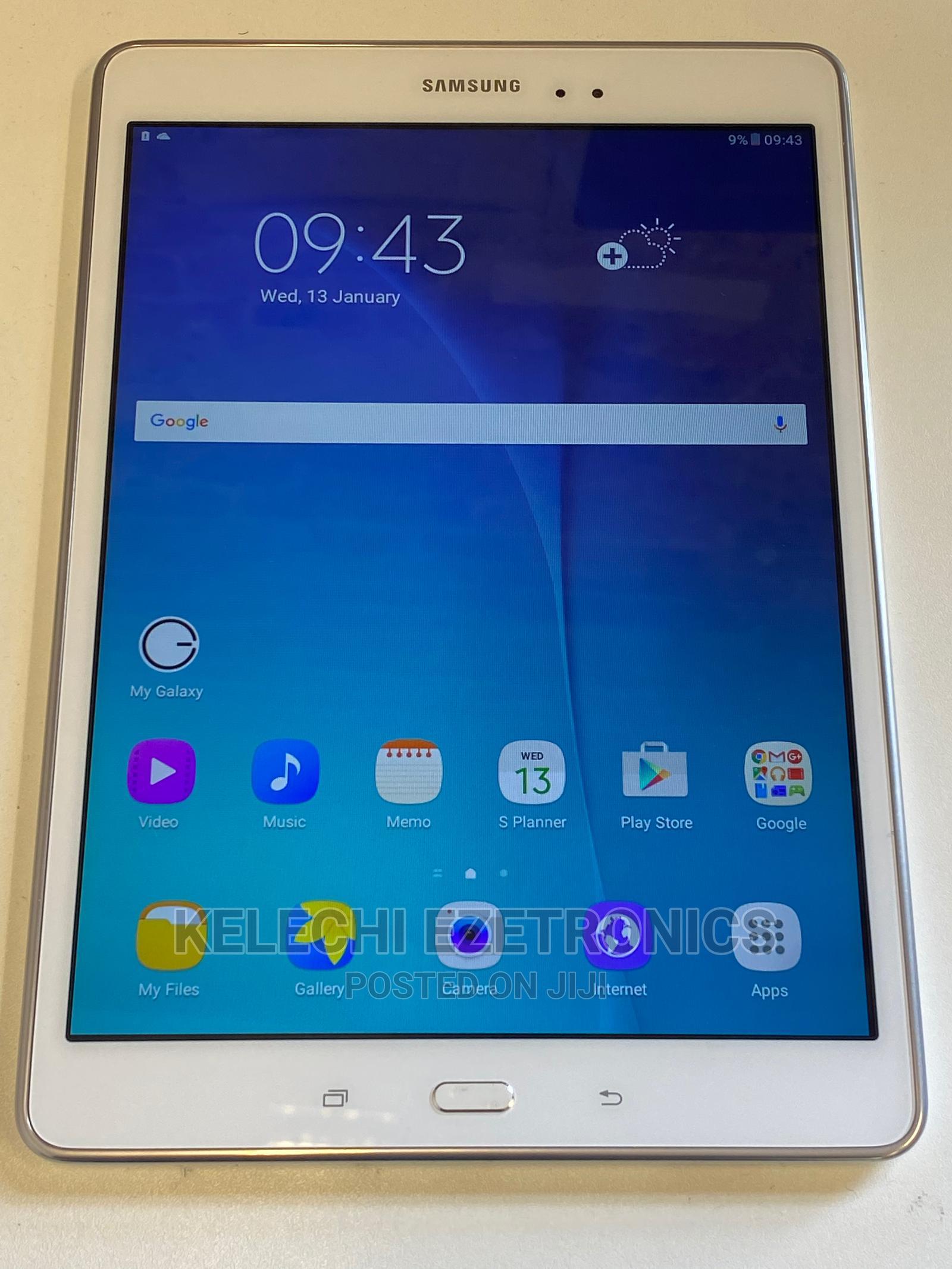 Samsung Galaxy Tab a 9.7 16 GB White
